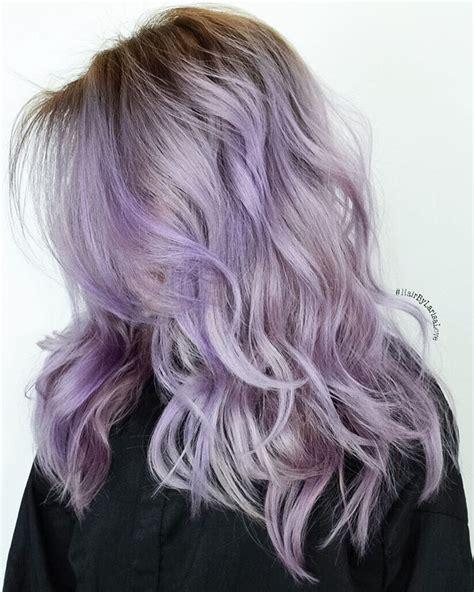 20 Swoon Worthy Lilac Hair Ideas Pastel Lilac Hair