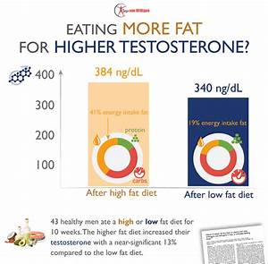 Does A Higher Fat Diet Increase Testosterone