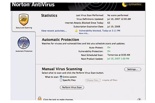 baixar gratis de norton antivirus mac