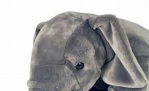 Peluche Elephant Geant : peluche elephant geant 1 metre 10 ~ Teatrodelosmanantiales.com Idées de Décoration