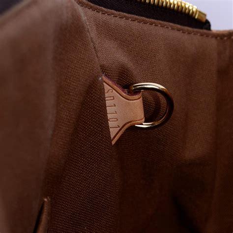 louis vuitton monogram handbag dark brown tivoli bag