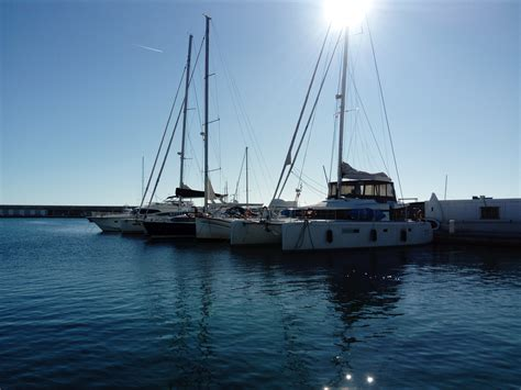 Port Boat by Free Images Boats Port Sea Sun Reflexes Sky Clean