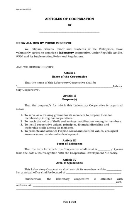 laboratory cooperative article  cooperation   laws