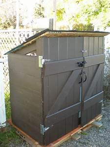 17 Best images about Garbage shed on Pinterest A shed