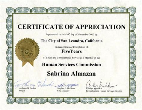 certificate  appreciation bhth google certificate