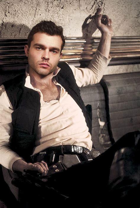Alden Ehrenreich is the New Han Solo
