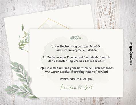 dankeskarten hochzeit und einladungskarten fuer deine