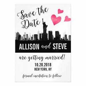 save the date magnetic invitations zazzlecouk With magnetic wedding invitations uk