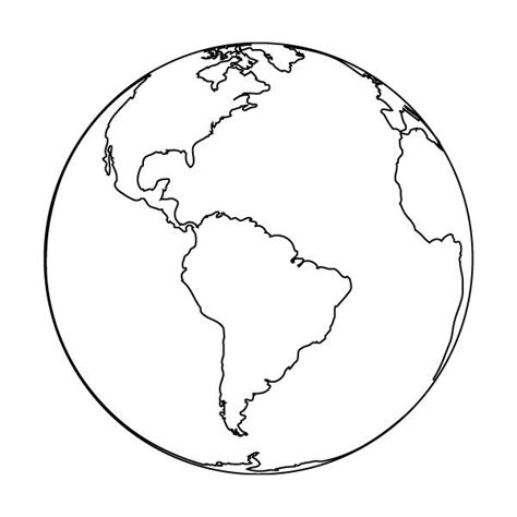 earth outline clipped  salvsnena   polyvore