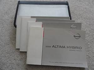 Nissan Altima Hybrid Owners Manual