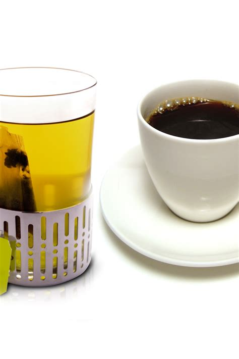 If you're like most adults, caffeine is a part of your daily routine. Green Tea vs. Black Coffee - The Greatist Debate