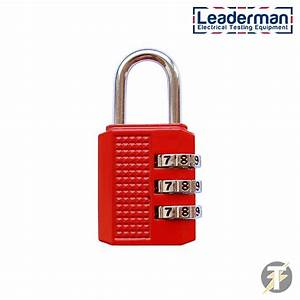 Mcb Rcd Lockout    Off Leaderman 3 Piece Set For Consumer