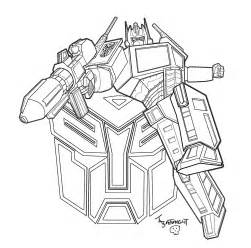 transformers optimus prime coloring pages - Optimus Prime Face Coloring Pages