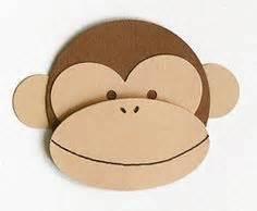 paper plate monkey preschool animal crafts printable animal masks craft 2637