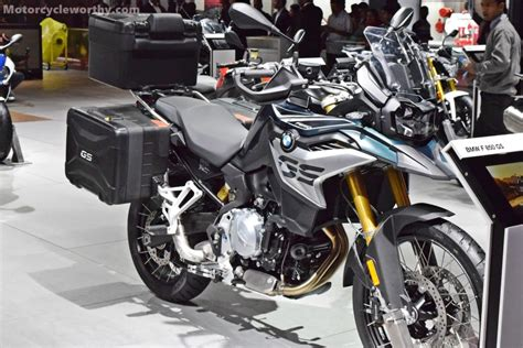 Bmw F 850 Gs Modification by Bmw F 750 Gs And F 850 Gs Added To The Adventure Family In