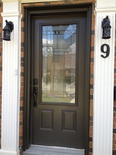 glass front doors   Decor References