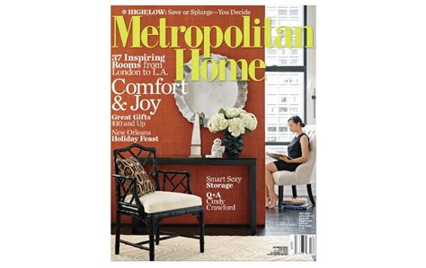 Home Design Decor Magazine : Discover The Best Print Home Decor Magazines To Get