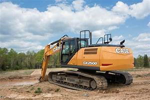 Case Cx250d  Cx250d Long Reach Lc Version Tier 4b  Final