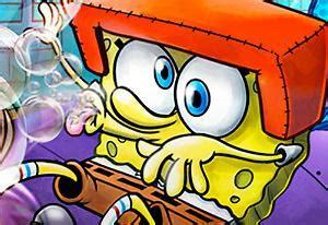 spongebob bikini bottom brawlers  miniplaycom