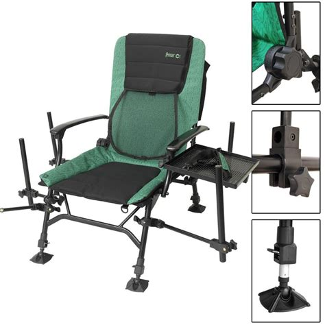 siege de peche siege sensas pack fauteuil feeder