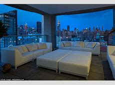 This New York City Penthouse Private CarElevator