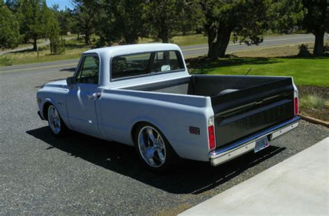 c10 bed c10 chevy truck 1969 bed 1 2 ton lowered custom