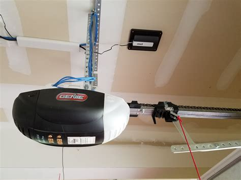 garage door opener linear gocontrol garage door opener hometech how to