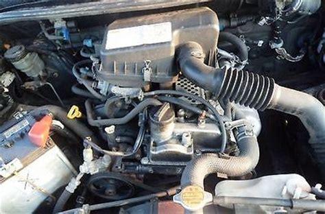 daihatsu terios  ve  engine