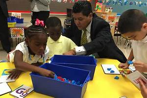 Houston's New Superintendent Says An Education 'Truly Is ...