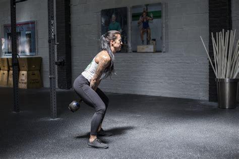 kettlebell swing low exercise proper isn