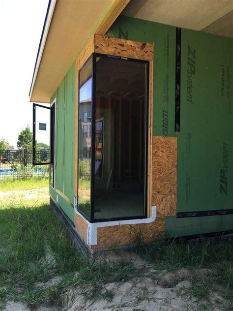 enerlux windows doors  fiberglass corner window