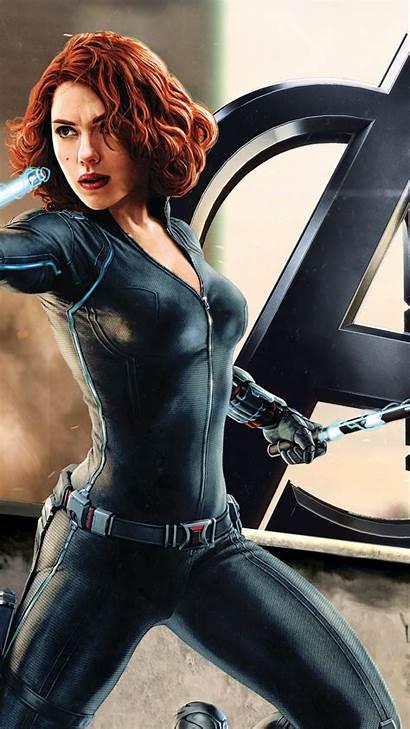 Widow Avengers Mm
