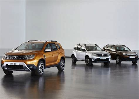 2019 Dacia Duster All Variant Price List