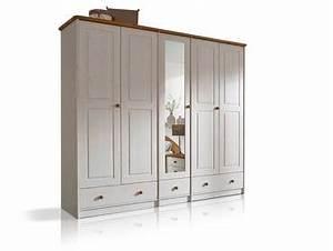 Kleiderschrank Weiß Gebeizt : massivholz kleiderschr nke sch ne kleiderschr nke aus massivem holz ~ Watch28wear.com Haus und Dekorationen