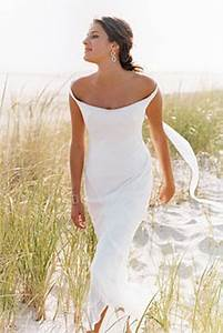 casual beach wedding attire With beach wedding dresses casual