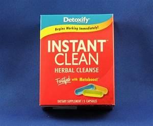 homemade detox cleanse for drug test