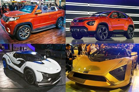 Auto Expo 2018 Best Cars On Display, New Car Launches