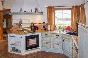 Küchen Landhausstil Mediterran – Zuhause Image Idee