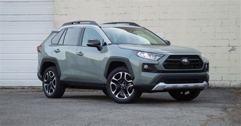 toyota rav review  lovable suv  rough