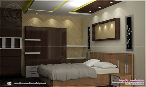 Home Bedroom Design Software by Bedroom Interior Designs Kerala Home Design And Floor Plans
