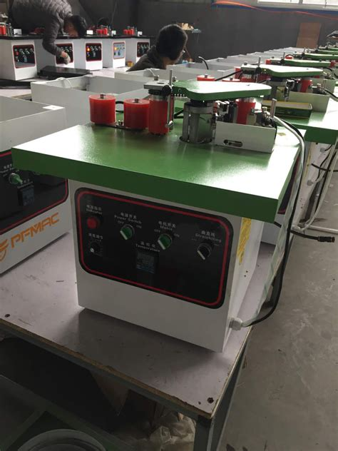 kg edge banding machine  wood high flexibility humanized control switch