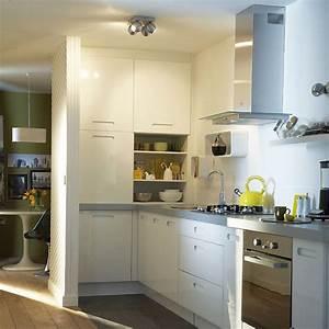 Cuisine Ikea Petit Espace : decoration cuisine petite espace ~ Premium-room.com Idées de Décoration