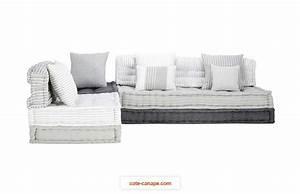 Maison Du Monde Canapé D Angle : honfleur le canap d angle en matelas de sol pour ~ Melissatoandfro.com Idées de Décoration
