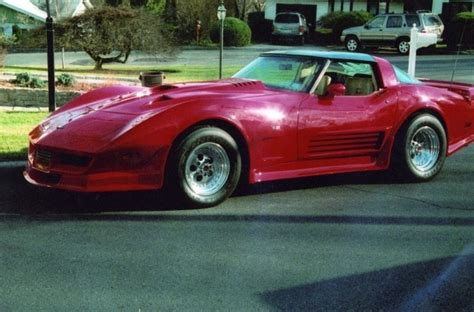Jb's Corvette Customers Rides Fabian Rivera's 1979