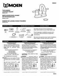 Lever Chrome 84781 Manuals