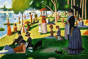 how is a kitchen island seurat sunday afternoon on the island of la grande jatte