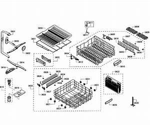 Bosch Dishwasher Parts