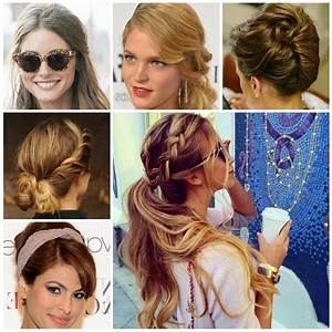 2018 Popular Quick And Easy Updo Hairstyles
