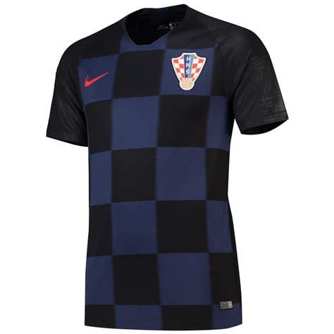 Croatia World Cup Away Shirt Soccer Jersey