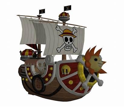 Sunny Piece Thousand Pirate Resource Models Zip